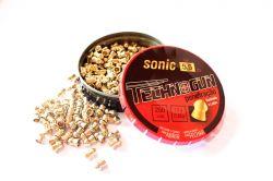 Chumbinho Sonic Gold Penetração Master 5,5mm - 250 unidades