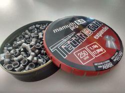 Chumbinho Mamuth Pro Master 5,5mm - 250 unidades
