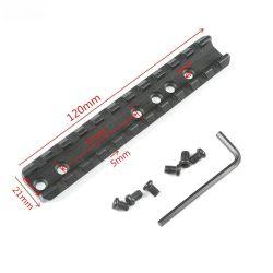 Trilho 20mm (120mm)