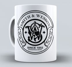 Caneca Smith & Wesson