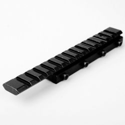 Trilho Adaptador de 11 para 20mm (155mm)
